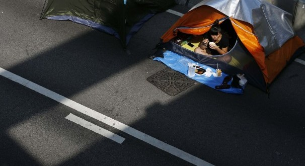 Hong Kong's tycoons face new scrutiny as protests underline yawning inequality