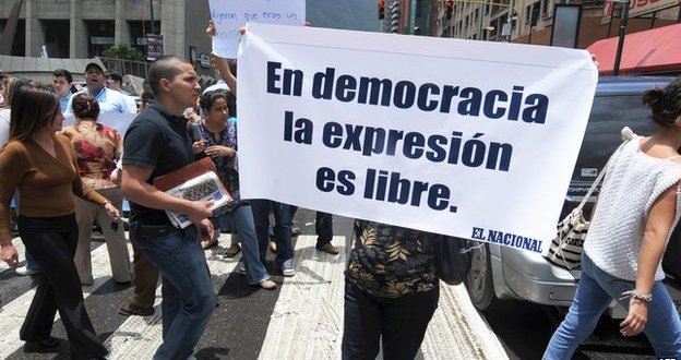 Press freedom in the Americas has worsened, says watchdog