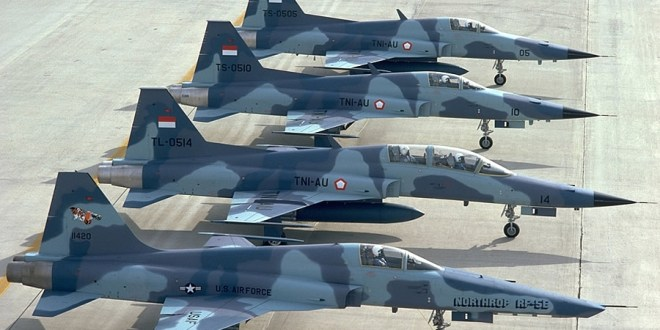 Indonesia's Air Force Adds More Flankers