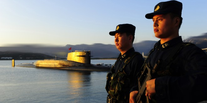 China's Submarines Add Nuclear-Strike Capability, Altering Strategic Balance