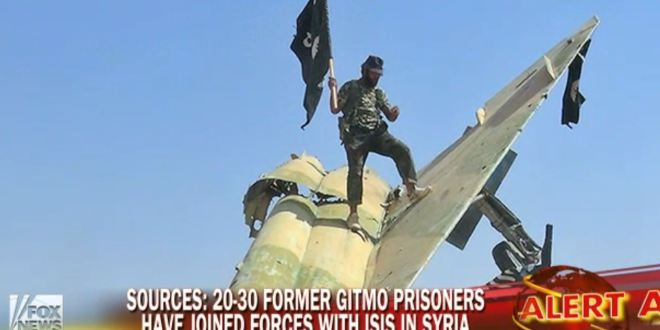 GOP lawmakers urge administration to suspend Gitmo transfers over ISIS concerns