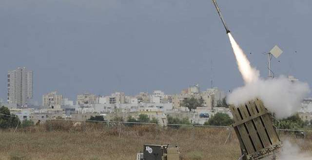 Israeli Firm Adapts Iron Dome for Intercepts at Sea