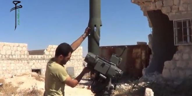 US-backed Hazm Movement, Muhajireen Army working together in Aleppo