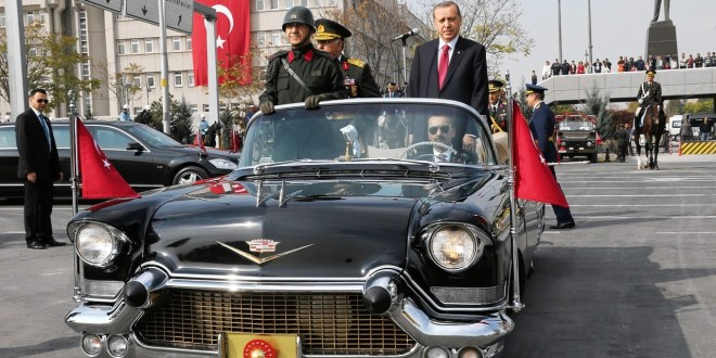 Turkey's Influence in Middle East Ebbs