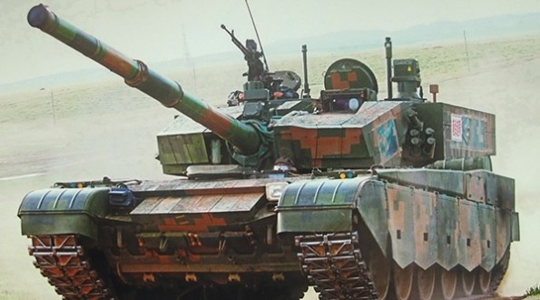 China Deploys A Mechanized 'Peace Mission'