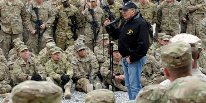 Leon Panetta: How the White House Misplayed Iraqi Troop Talks