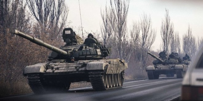 Fears Rise as Russian Military Units Pour Into Ukraine