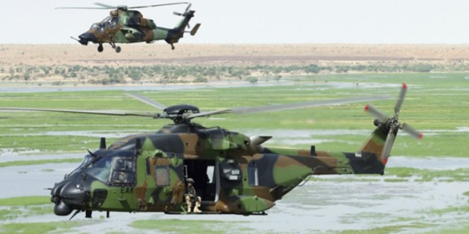 France completes Operation Tudelle in northern Mali
