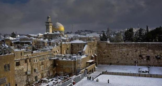 JERUSALEM: What's behind surge in Israel violence? A push to let Jews pray at Muslim holy site