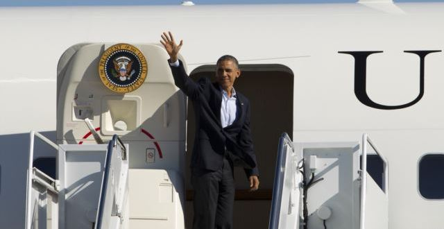 Chinese Paper Blasts Obama Ahead of Visit