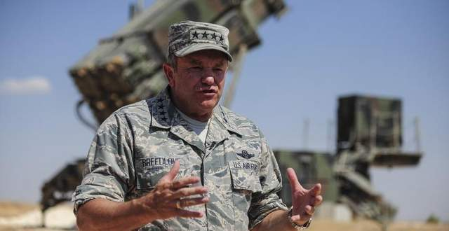 US European Commander Asks for More Troops to Soothe Anxious Europe