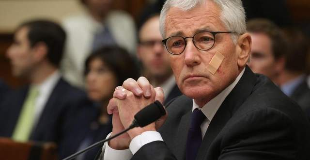 Hagel: 'I Don't Know' When White House Will Seek AUMF for Islamic State