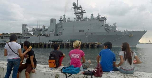 US Navy Cancels Port Calls Amid Philippine Anger Over Killing