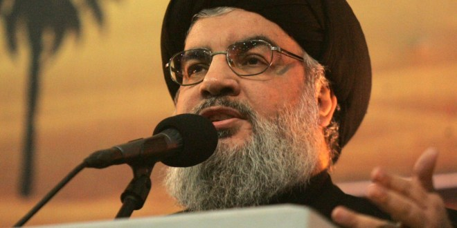 Hezbollah leader delivers defiant speech, defends group's role in Syrian war