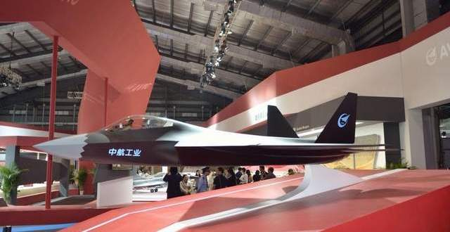 China Airshow Will Unveil J-31
