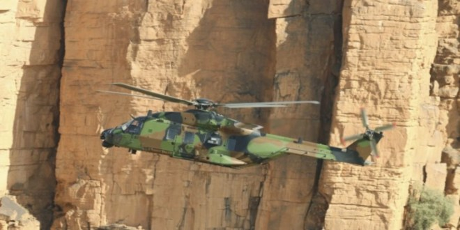France deploys NH90 to Mali
