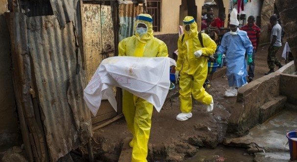 In Sierra Leone, the ghosts of war haunt an Ebola graveyard