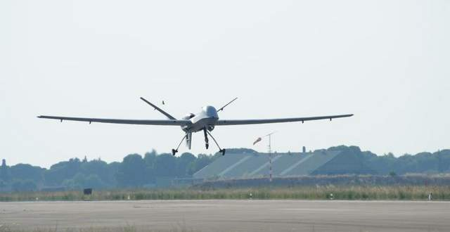 Italian Reaper Drones To Be Used for Crowd Monitoring