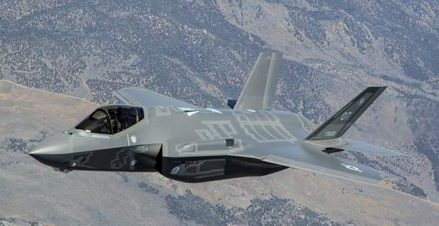 Japan, Australia Selected for Pacific F-35 Sustainment