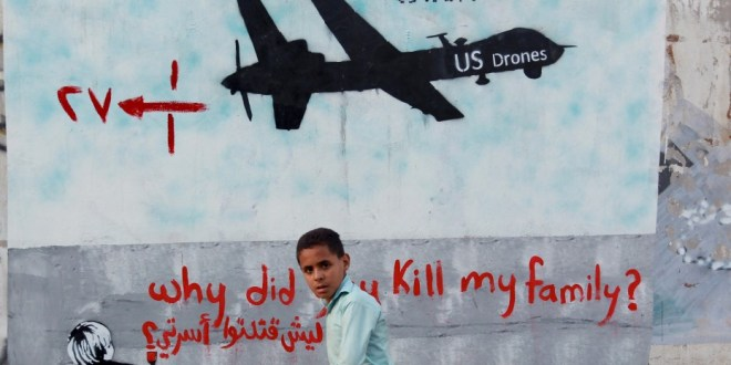 The Senate Is Done Investigating Torture. Will Drone Killings Be Next?