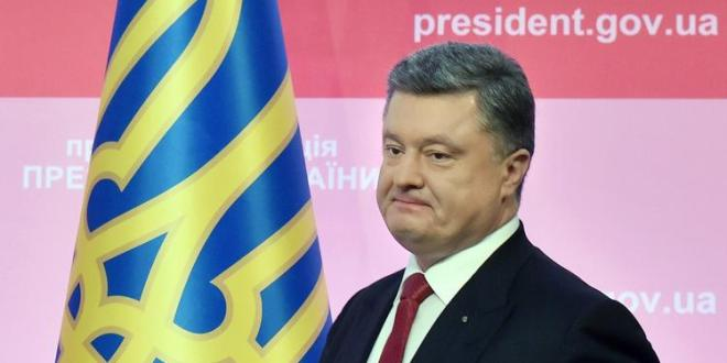 No military solution to Ukraine conflict, country's president concedes