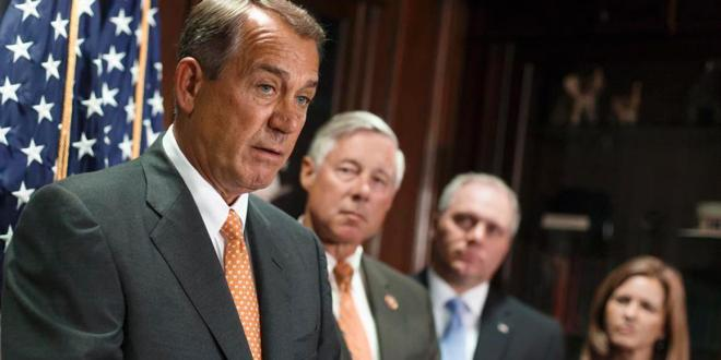 Speaker Boehner staves off dissenters – Jake Sherman and John Bresnahan