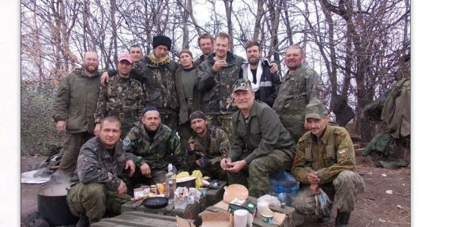 DIRECT TRANSLATION: A Retired Russian Army Officer Sends Paid 'Volunteers' to Fight in Ukraine