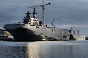 Russia Wants Formal French Answer on Mistral