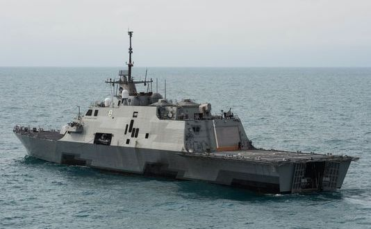 LCS Now Officially Called A Frigate