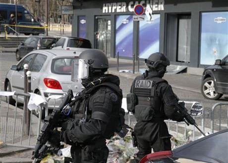 To counter terror, Europe's police reconsider their arms