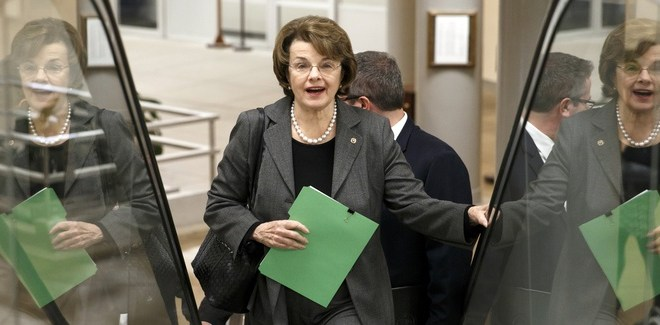 Feinstein's Uphill Battle To Permanently Ban the Use of Torture