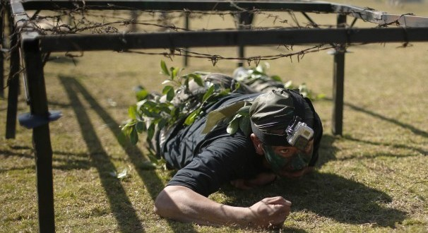 Here's what a Hamas training camp for teens looks like