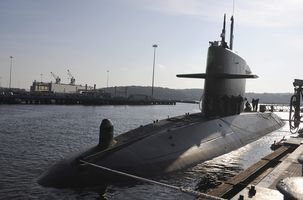 Damen Deal a Sign of Saab's Sub Ambitions