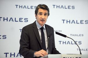 CEO: Thales To Book Nearly €1B on Egypt Deal
