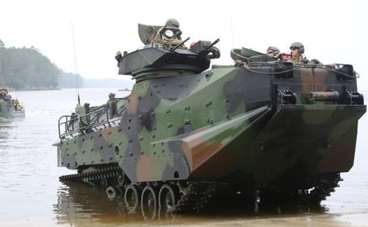 Marine Amphibious Vehicle RFP Due in March