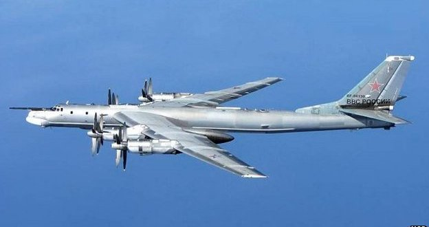 Russia says patrols near UK airspace were 'routine'