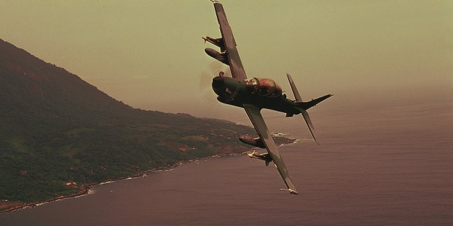 Super Tucano Counter-Insurgency Plane Makes Inroads Into Africa