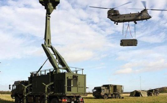 UK Seeks To Update Falklands Air Defense