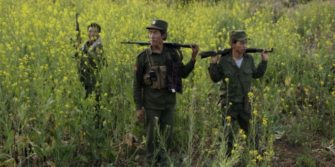Tensions Rise Between Myanmar, China After Deadly Air Raid