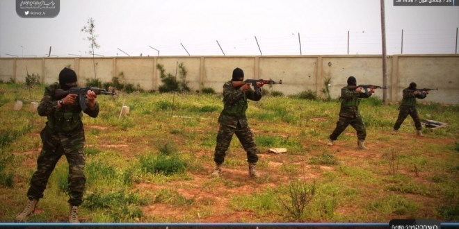 Ansar al Sharia in Libya releases photos of graduates from its 'mujahideen training camps'
