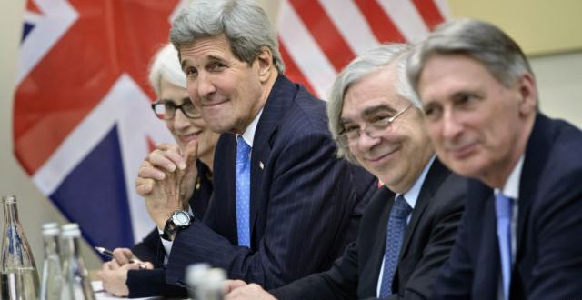 Negotiators In Final Push Ahead Of Iran Nuclear Deal Deadline