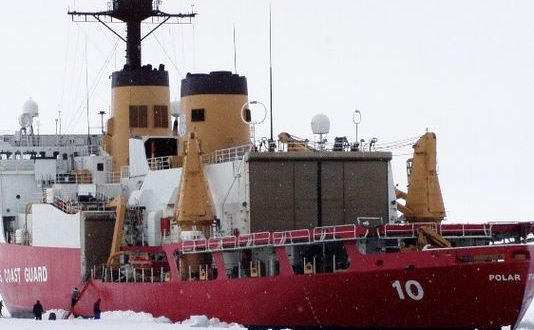 Polar Presence Among Coast Guard Priorities