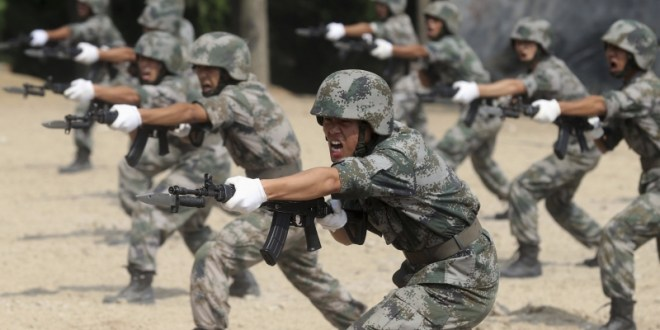 China's Double Digit Defense Growth And What it Means for a Peaceful Rise
