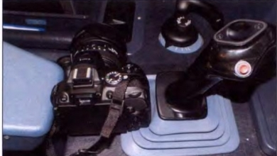 Positioning Of Captain's Personal Camera Caused Near Crash Of U.K. A330