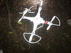 No criminal charges over drone lost on White House grounds
