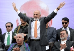 New Afghan president to embark on crucial US visit