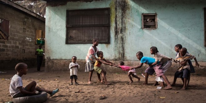 As Ebola fades in West Africa, residents face a new crisis: Life after Ebola.