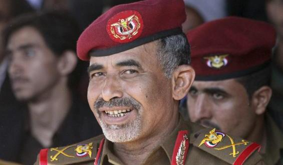 Yemen's defense minister escapes Houthi-controlled Sanaa