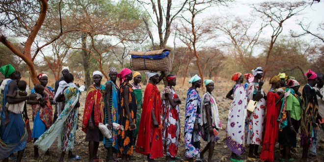 More South Sudanese Seek Shelter at U.N. Bases