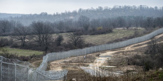 Bulgaria Puts Up a New Wall, but This One Keeps People Out